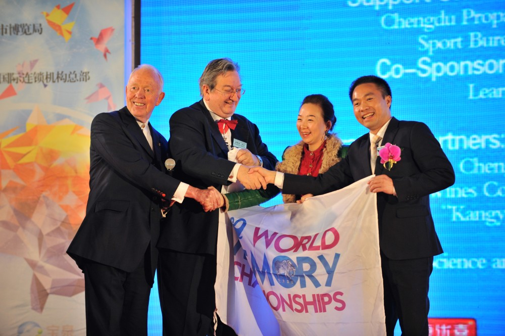 2015 World Memory Championship Photos